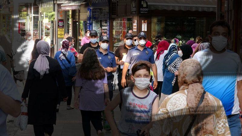 Koronavirüs salgınında 13 Haziran rakamları açıklandı