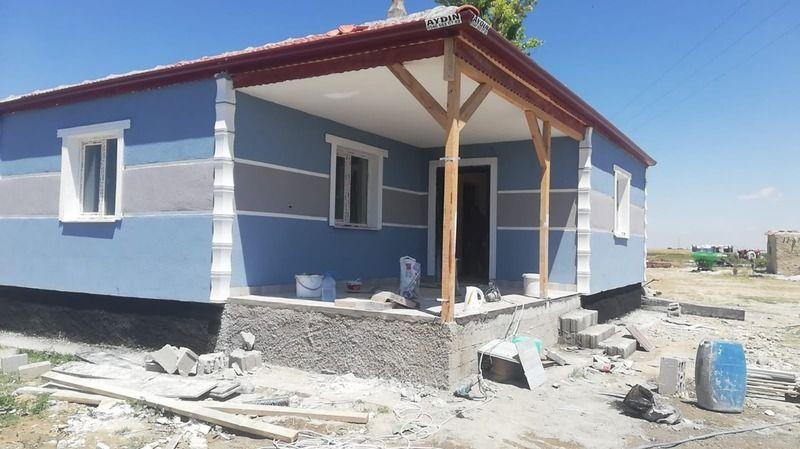 Ereğli'de anahtar teslimi evlerde büyük kampanya