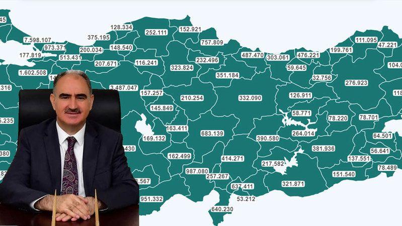 Vali Özkan tüm Konyalılara teşekkür etti