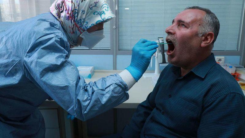 Konya il genelinde bir haftada kaç koronavirüs vakası görüldü?