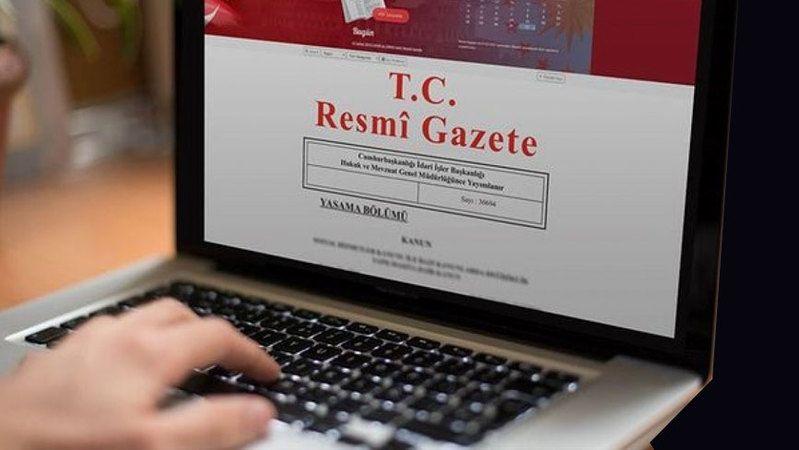 Başkan Erdoğan'dan yeni atamalar! Resmi Gazete'de yayımlandı