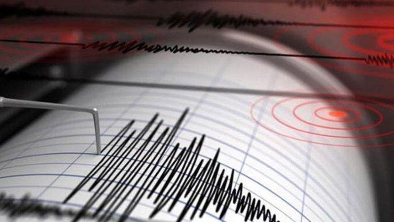İran'ın Türkiye sınırında deprem meydana geldi