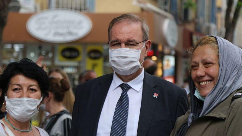 CHP Sözcüsü Faik Öztrak Konya'da konuştu