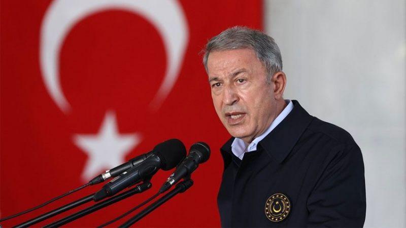 Savunma Bakanı Hulusi Akar: Kaçış yok terörü bitireceğiz