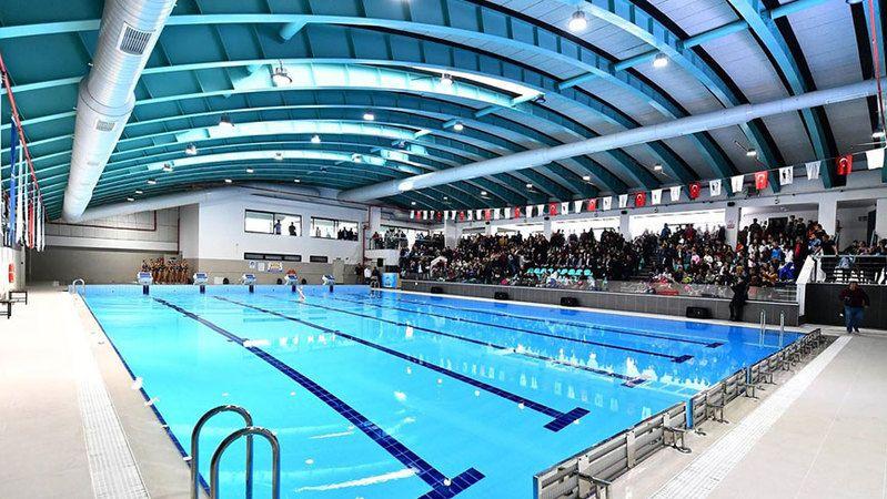 Büyükşehir Ereğli İçin Kolları Sıvadı: Ereğli Yarı Olimpik Yüzme Havuzunun İhalesi Yapıldı