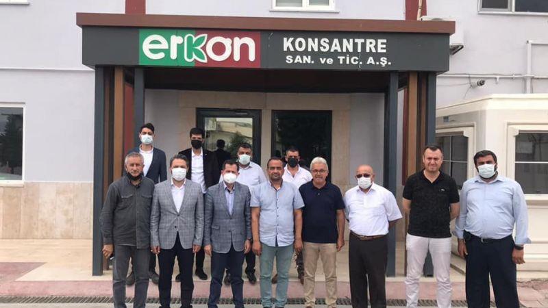 AK Parti'de gündem: Ereğli Sanayisi