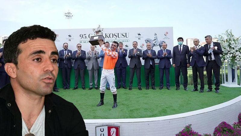 Gazi Koşusu Şampiyonu Burgas'ın binicisi Ahmet Çelik'ten çok özel açıklamalar