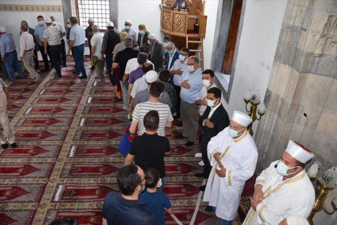 Karapınar'da bayramlaşma programı