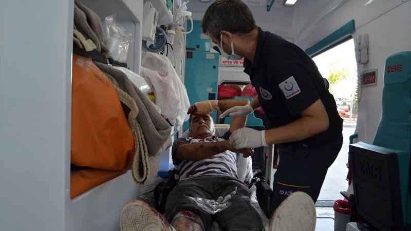 Konya'da 168 kişi kurban kesimi sırasında yaralandı