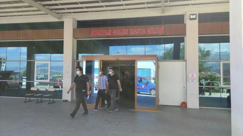 Beyşehir'de motosiklet çaldığı ileri sürülen şüpheli, Seydişehir'de yakalandı