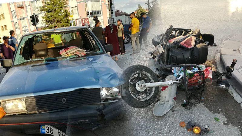 Son dakika! Ereğli'de trafik kazası
