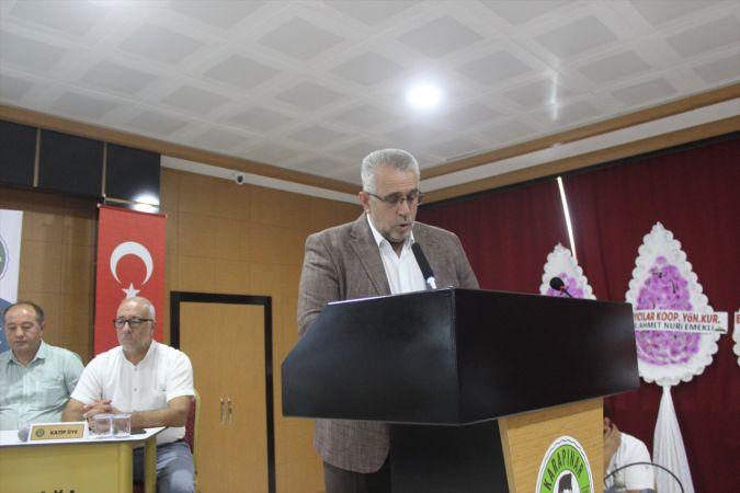 Karapınar'da Süt Üreticileri Birliği Olağan Genel Kurul Toplantısı yapıldı