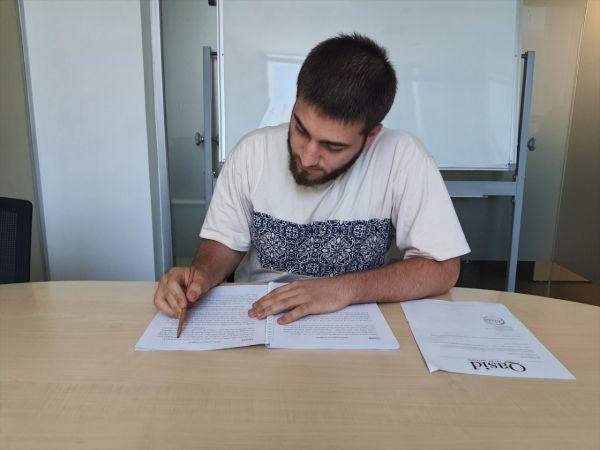 YKS Arapça Dil Testi'nin Türkiye birincisi, sınava kendini denemek için girmiş