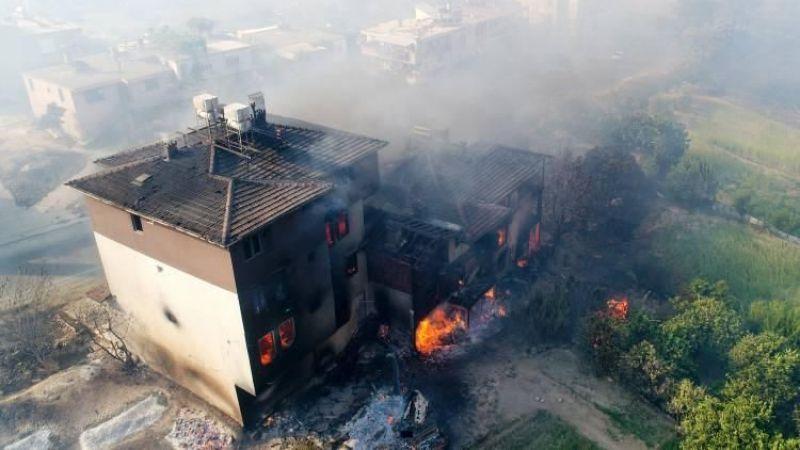 Yangınlar artıyor! Konya'dan ekipler seferber oldu