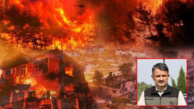 42 yangın kontrol altına alındı! 7 ilde 21 noktada yangınlar sürüyor