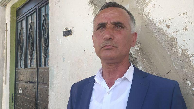 Konya'da silahla öldürülen ailenin akrabası Erol Şan, basın mensuplarına konuştu: