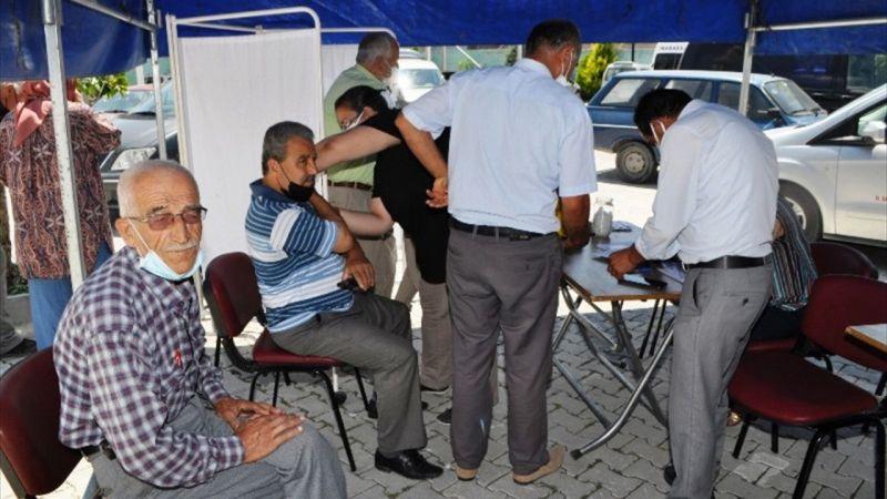 Halkapınar Konya'da  rekor kırdı!