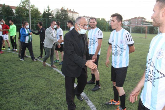 Beyşehir'de AK Parti Gençlik Futbol Turnuvası başladı