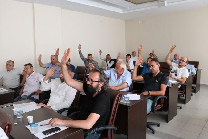 Beyşehir Belediyesi Meclis Toplantısı