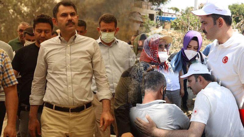 Bakan Kurum'dan tüm Türkiye'ye çağrı