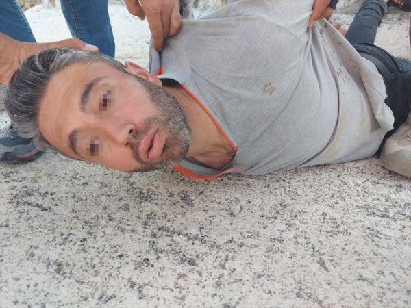 Konya'da 7 kişinin silahla öldürülmesiyle ilgili aranan katil zanlısı M.A. yakalandı