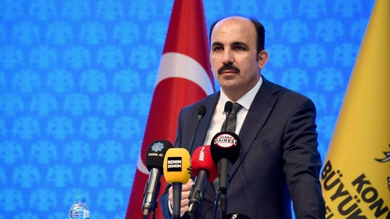 Konya Büyükşehir Belediye Başkanı Altay'dan Leman Dergisine sert tepki!