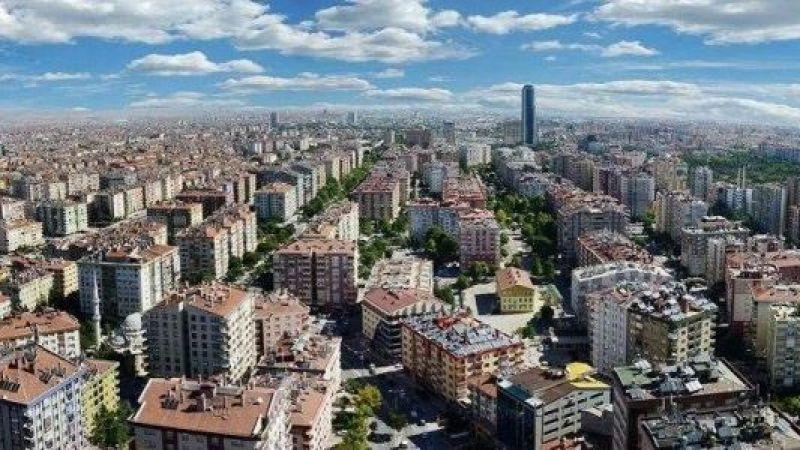 Konya'da bir bölge riskli alan ilan edildi