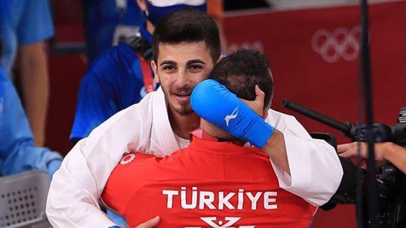 Tokyo'dan güzel haberler… Eray Şamdan olimpiyat ikincisi oldu