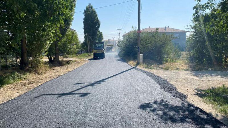 110 milyon liralık asfalt kredi onayı alan Ereğli Belediyesi asfalt çalışmalarına başladı