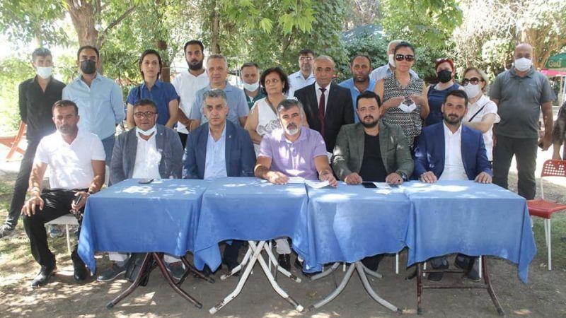 Ereğli'de 6 siyasi partiden ortak hareket