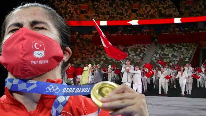 Tokyo 2020 Olimpiyatları bitti! Hangi ülke kaç madalya aldı?