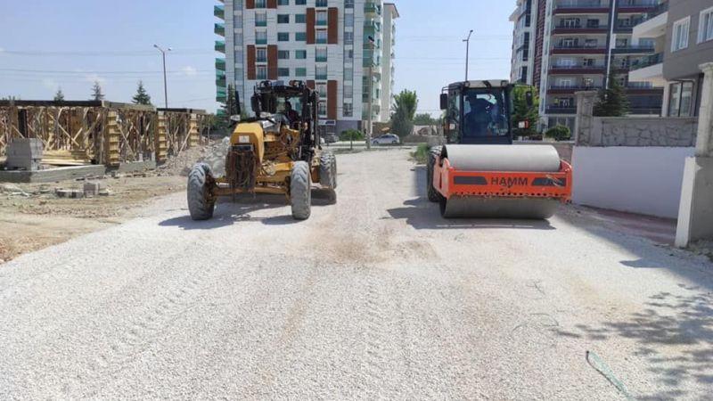 Ereğli Belediyesi kumlamaya devam ediyor