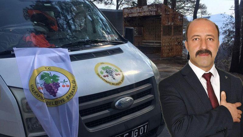 Halkapınar Belediyesi'nin yardımları afet bölgesine ulaştırıldı