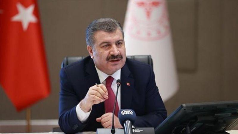 Sağlık Bakanı Koca'dan uyarı: 'Önümüzdeki 10 gün çok önemli'
