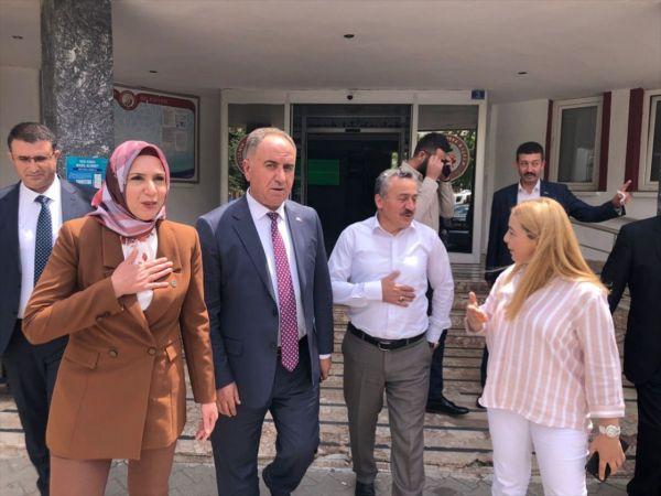 MHP Konya Milletvekili Kara Seydişehir'i ziyaret etti