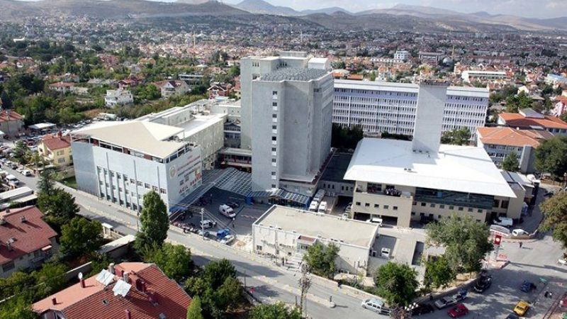 Konya'da 2 hastane pandemi hastanesi oldu
