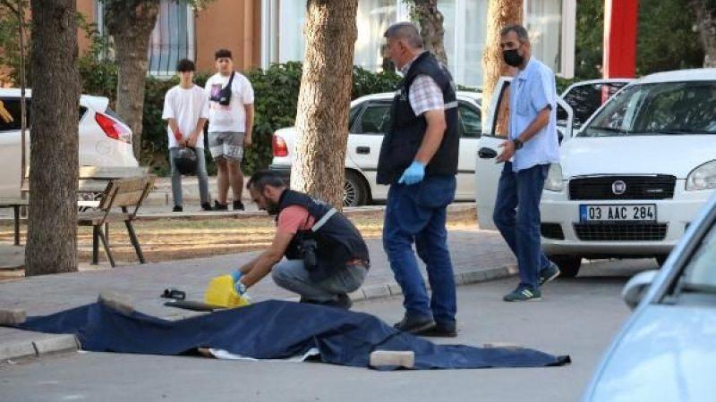 Afyonkarahisar'da polis dehşeti! 4 ölü