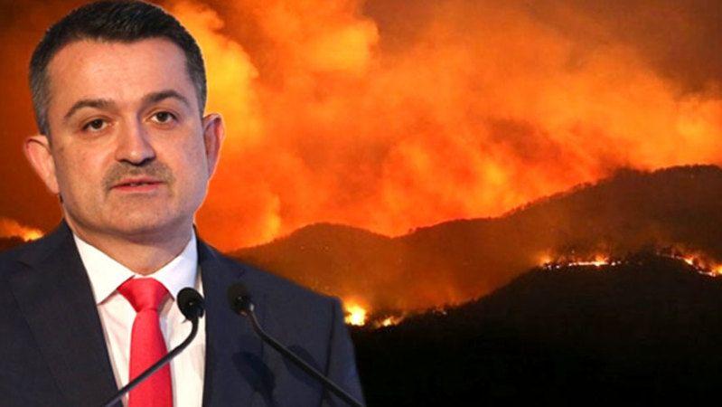 Son dakika! Büyük yangınların tamamı söndürüldü