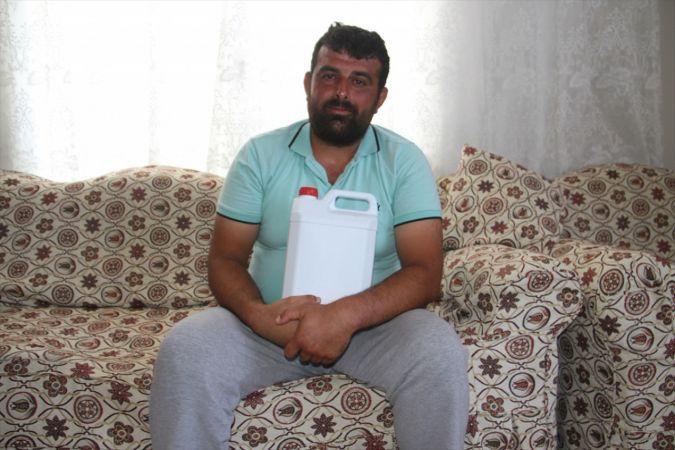 Gölde kaybolan balıkçının 22 saatlik yaşam mücadelesinde can kurtaranı su bidonu oldu