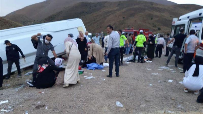 Kayseri'de Kuran kursu öğrencileri kaza yaptı! 29 kişi yaralandı