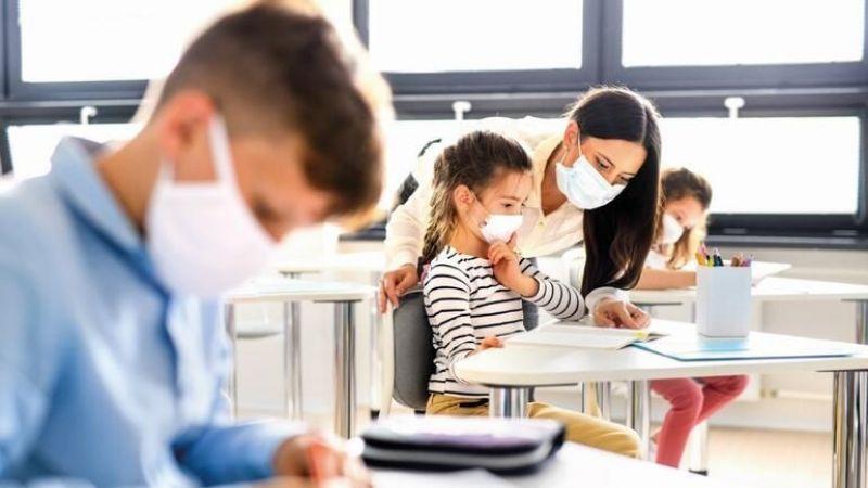 Yüz yüze eğitim öncesinde çocuklardaki bulaş riskiyle ilgili çarpıcı araştırma