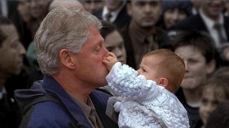 ABD Başkanının burnunu sıkan Erkan Bebek'i hatırladınız mı?