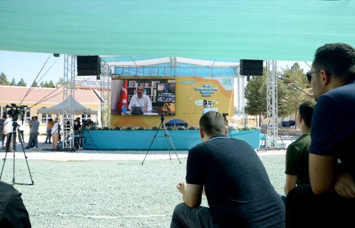 Genç oyun geliştiricilerinin Konya kampı başladı