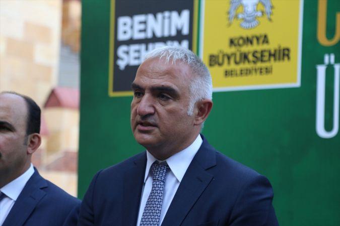 Kültür ve Turizm Bakanı Ersoy, Coğrafi İşaretli Ürünler Lansmanı'nda konuştu: