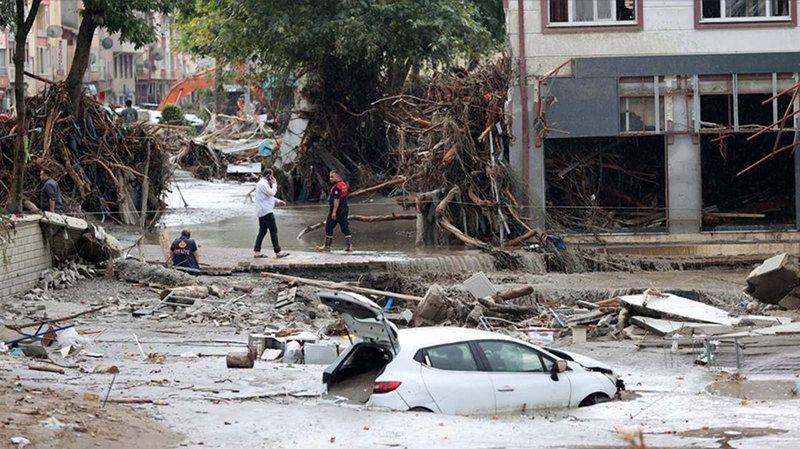Sel felaketinde can kayıpları ve kaybolanların sayısı açıklandı