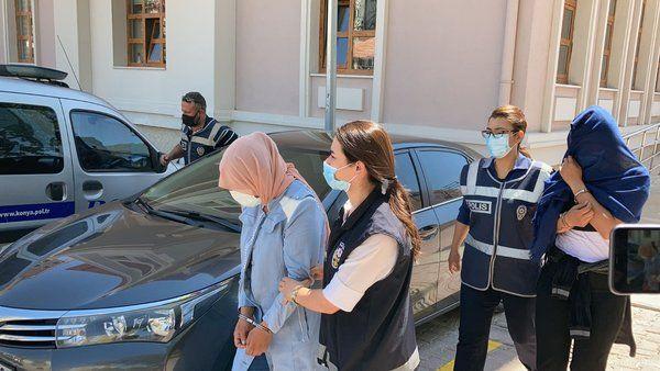Kiralık ev bahanesiyle hırsızlık yapan kadınlar yakalandı