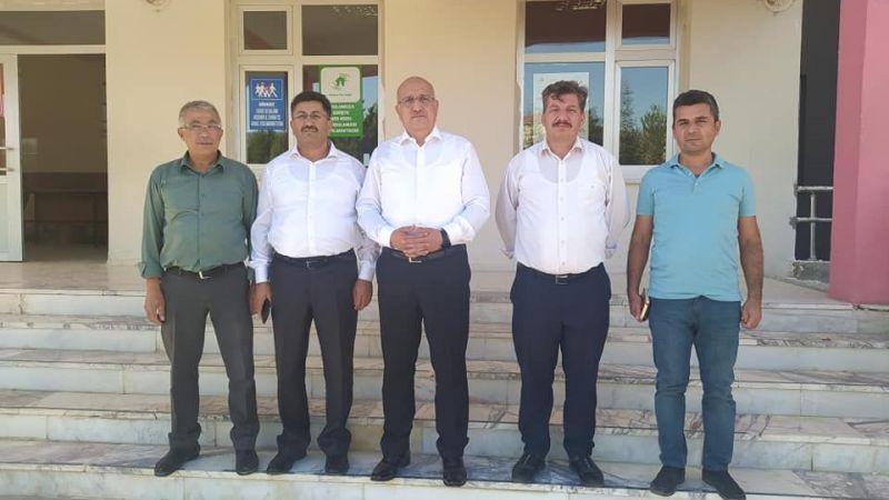 İl Milli Eğitim Müdürü Ereğli'yi ziyaret etti