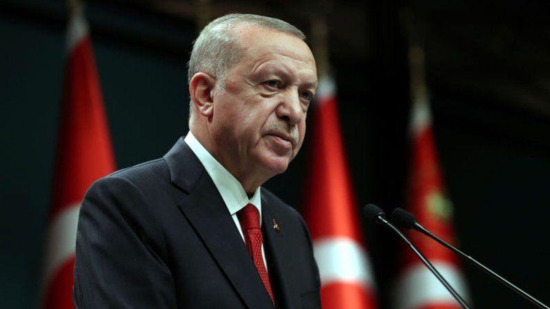 Erdoğan'dan önemli açıklama : Aşı olmayan personel ve öğretmenden...