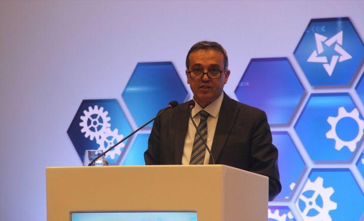 """TSE Başkanı Şahin'den sanayicilere, """"standartların belirlenmesi sürecine katılın"""" çağrısı:"""