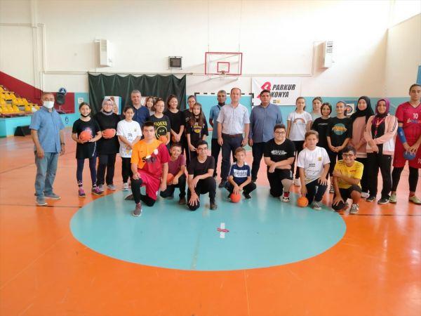 Konya Gençlik Spor İl Müdürü Şahin, Seydişehir'i ziyaret etti
